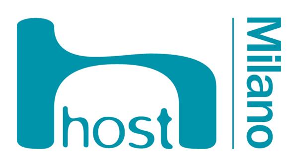 Logo_HOST_milano HOST - Milan, October 18-19-21, 2019