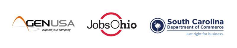 """Loghi_page-0001-800x165 Webinar """"Investire negli USA: incontro con i rappresentanti degli States - Ohio e South Carolina"""""""